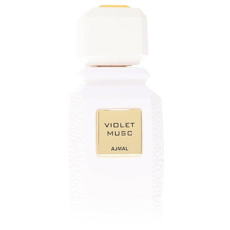 Ajmal Violet Musc by Ajmal Eau De Parfum Spray (Unisex unboxed) 3.4 oz for Women