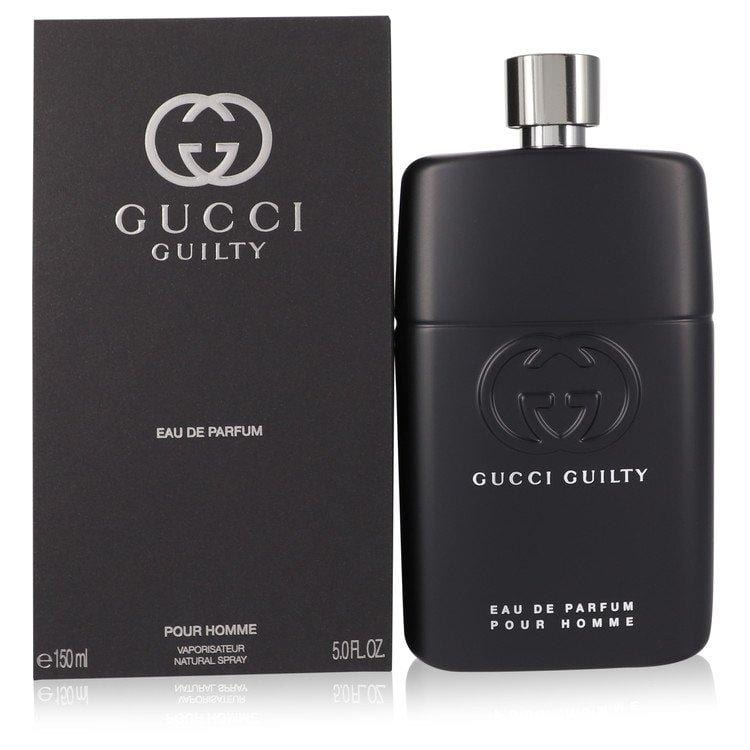 Gucci Guilty by Gucci Eau De Parfum Spray 5 oz for Men - Oliavery