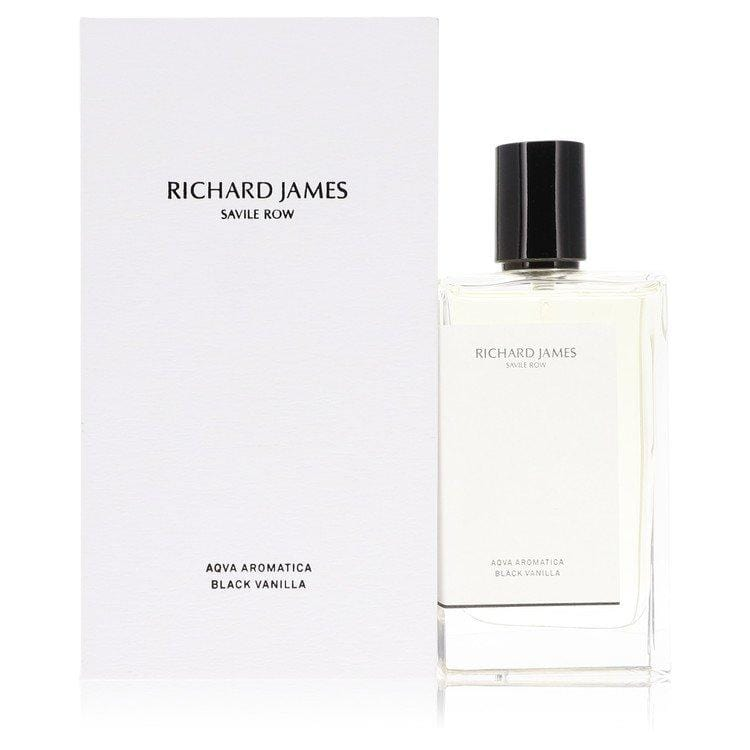 Aqua Aromatica Black Vanilla by Richard James Cologne Spray 3.5 oz for Men - Oliavery