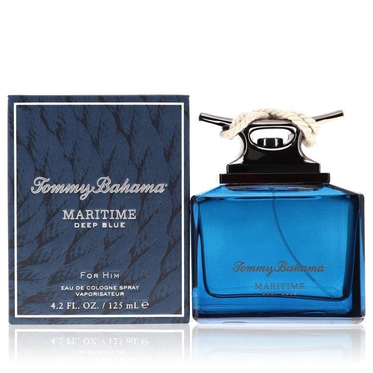 Tommy Bahama Maritime Deep Blue by Tommy Bahama Eau De Cologne Spray 4.2 oz for Men - Oliavery