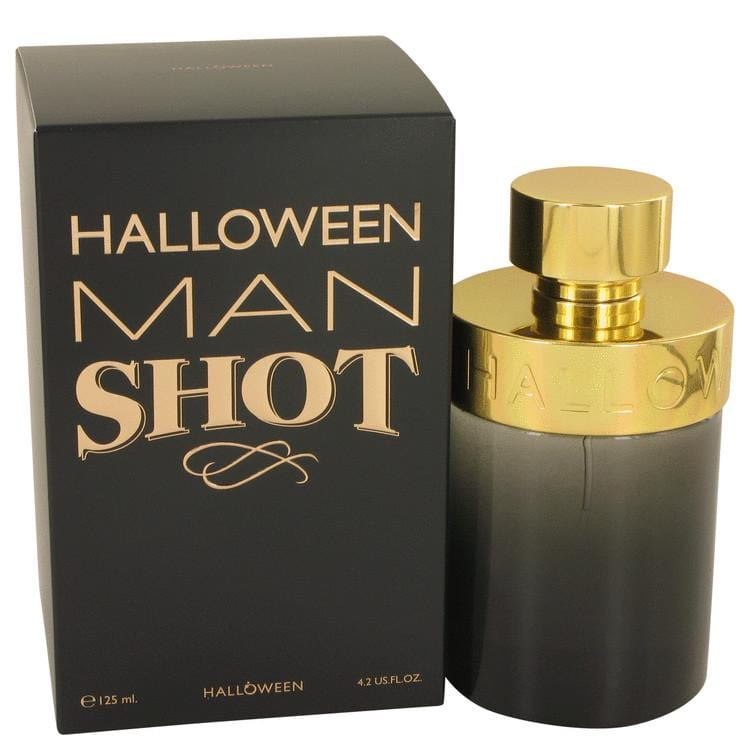 Halloween Man Shot by Jesus Del Pozo Eau De Toilette Spray (unboxed) 2.5 oz for Men - Oliavery