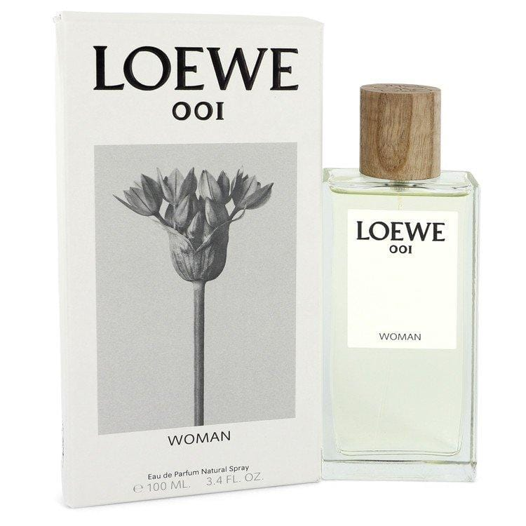 Loewe 001 Woman by Loewe Eau De Parfum Spray (unboxed) 3.4 oz for Women