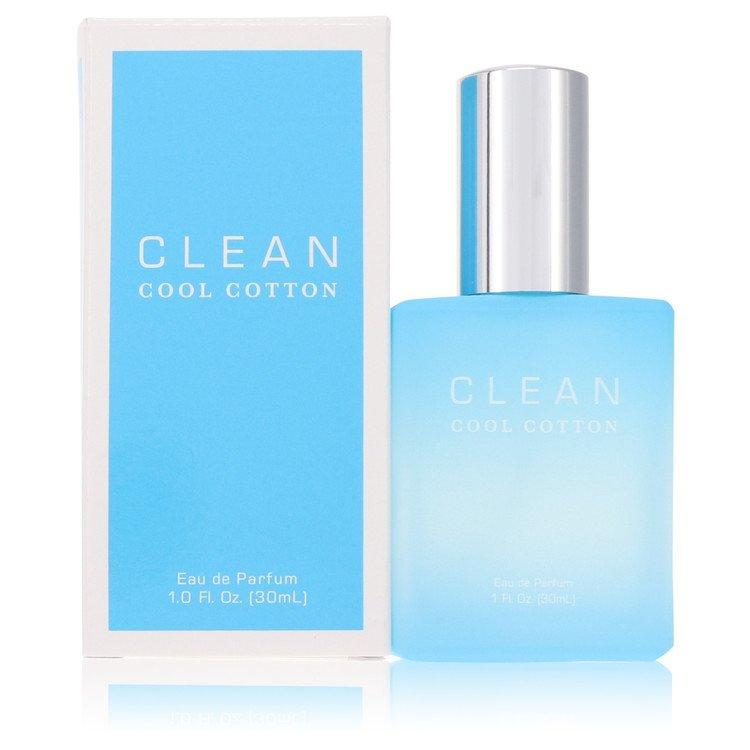 Clean Cool Cotton by Clean Eau De Parfum Spray 1 oz for Women - Oliavery