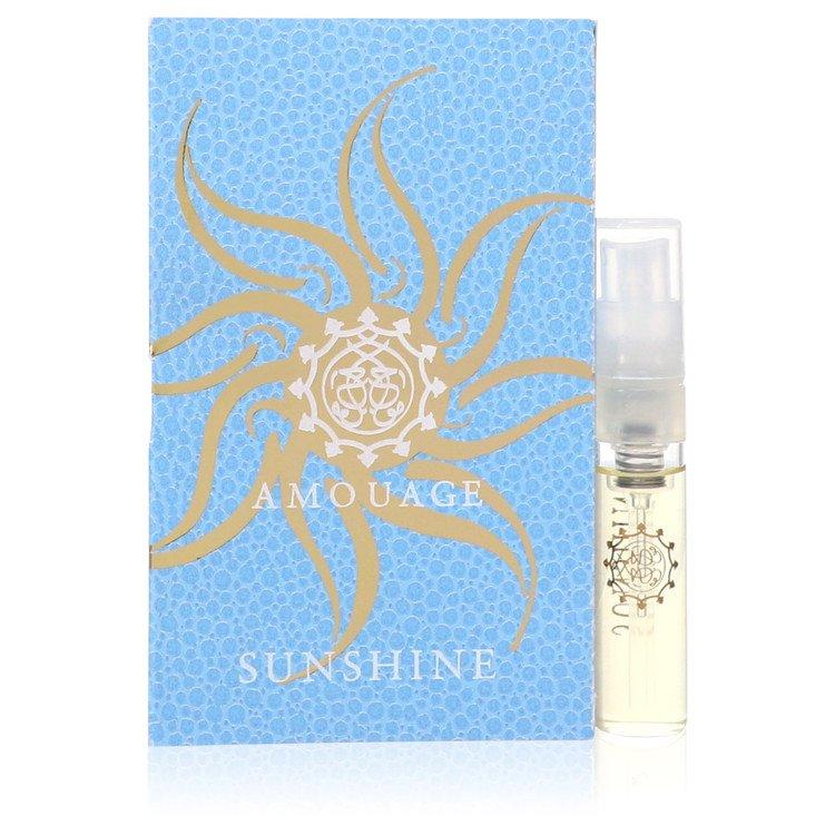 Amouage Sunshine by Amouage Vial (sample) .05 oz for Women - Oliavery