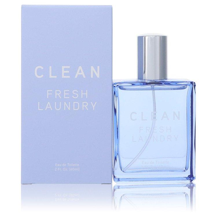 Clean Fresh Laundry by Clean Eau De Toilette Spray 2 oz for Women - Oliavery