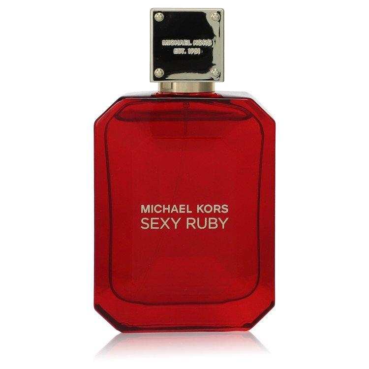 Michael Kors Sexy Ruby by Michael Kors Eau De Parfum Spray (unboxed) 3.4 oz for Women