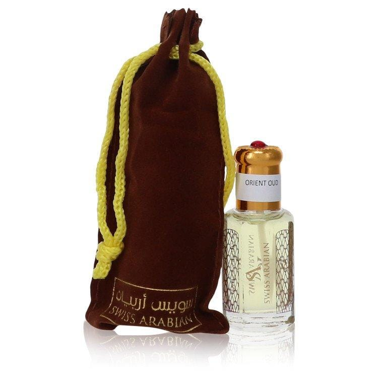 Swiss Arabian Orient Oud by Swiss Arabian Perfume Oil (Unisex) .41 oz for Men - Oliavery