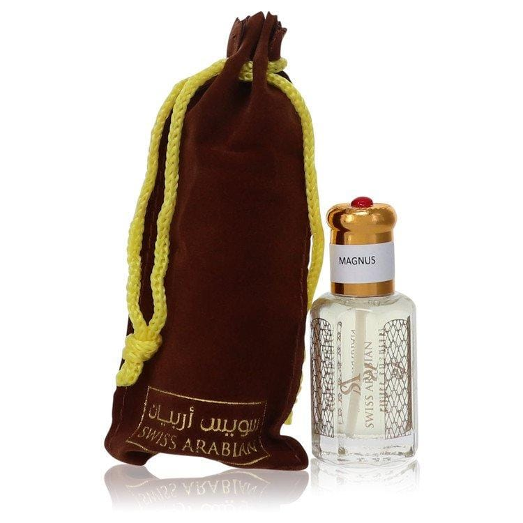 Swiss Arabian Magnus by Swiss Arabian Perfume Oil (Unisex) .41 oz for Men - Oliavery