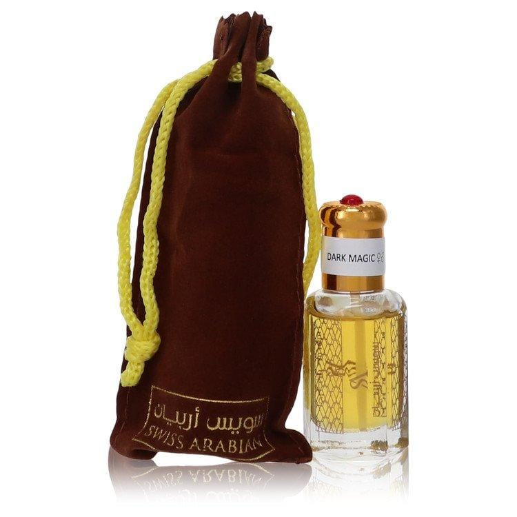 Swiss Arabian Dark Magic by Swiss Arabian Perfume Oil (Unisex) .41 oz for Men