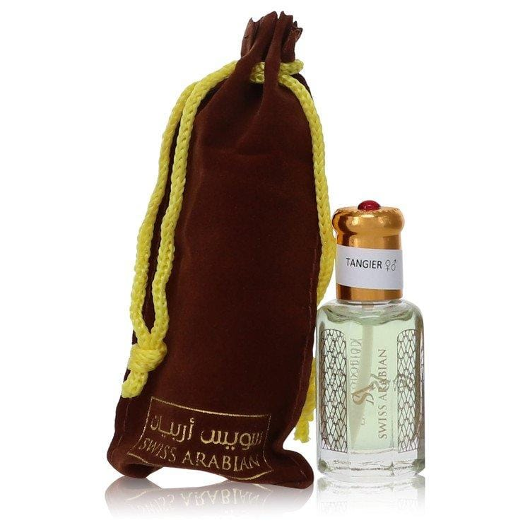 Swiss Arabian Tangier by Swiss Arabian Perfume Oil (Unisex) .41 oz for Men