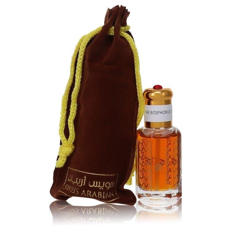 Swiss Arabian The Bosphorus by Swiss Arabian Perfume Oil (Unisex) .41 oz for Men