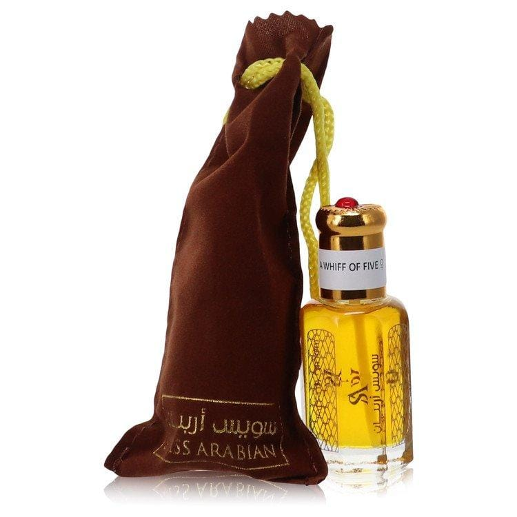 A Whiff Of Five by Swiss Arabian Perfume Oil (Unisex) .41 oz for Women