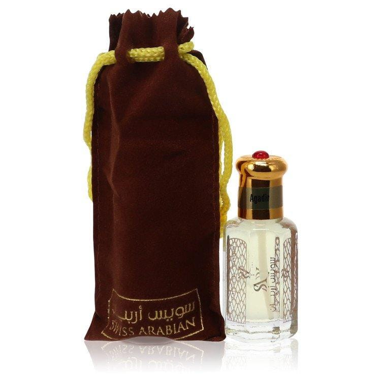 Agadir by Swiss Arabian Perfume Oil (Unisex) .41 oz for Men