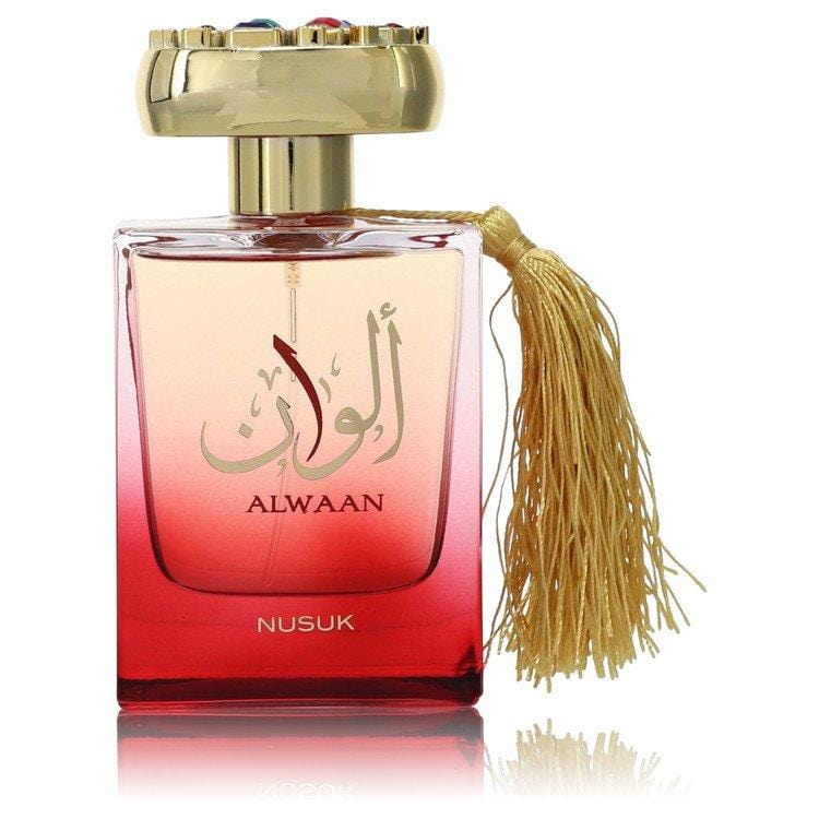 Alwaan by Nusuk Eau De Parfum Spray 3.4 oz for Women