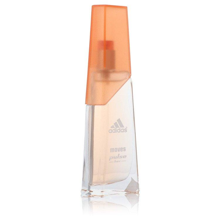 Adidas Moves Pulse by Adidas Eau De Toilette Spray (unboxed) 1 oz for Women - Oliavery