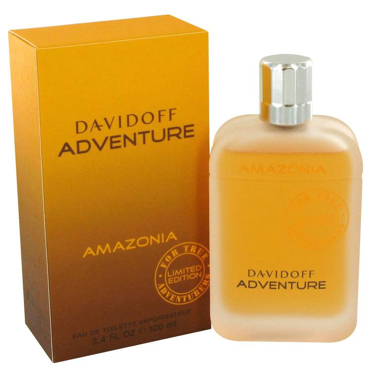 Davidoff Adventure Amazonia by Davidoff Eau De Toilette Spray (unboxed) 3.4 oz for Men