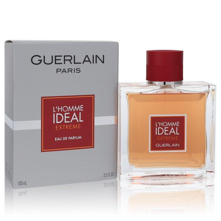 L'homme Ideal Extreme by Guerlain Eau De Parfum Spray 3.3 oz for Men - Oliavery