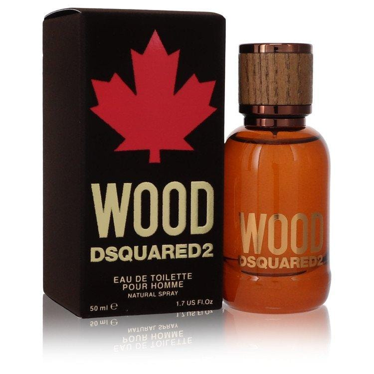 Dsquared2 Wood by Dsquared2 Eau De Toilette Spray 1.7 oz for Men - Oliavery