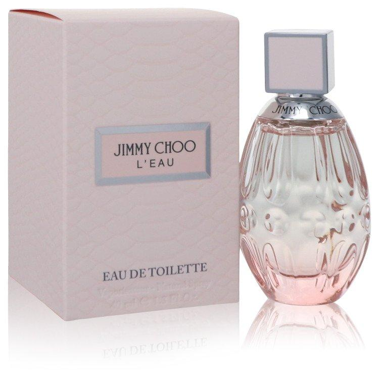 Jimmy Choo L'eau by Jimmy Choo Eau De Toilette Spray 1.3 oz for Women - Oliavery