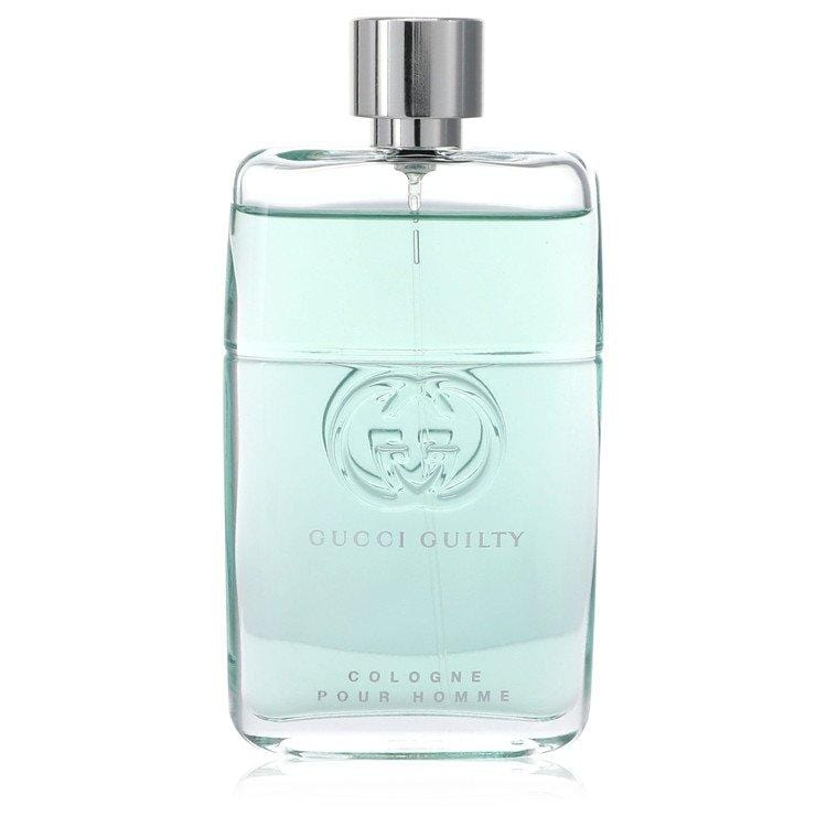 Gucci Guilty Cologne by Gucci Eau De Toilette Spray (unboxed) 3 oz for Men