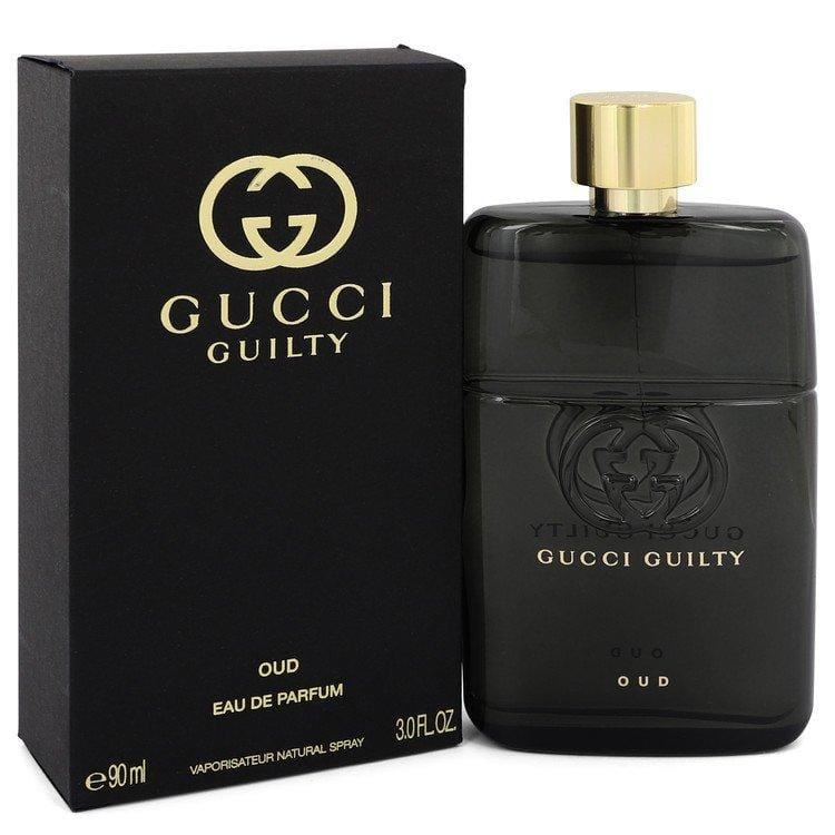 Gucci Guilty Oud by Gucci Eau De Parfum Spray (Unisex unboxed) 3 oz for Men