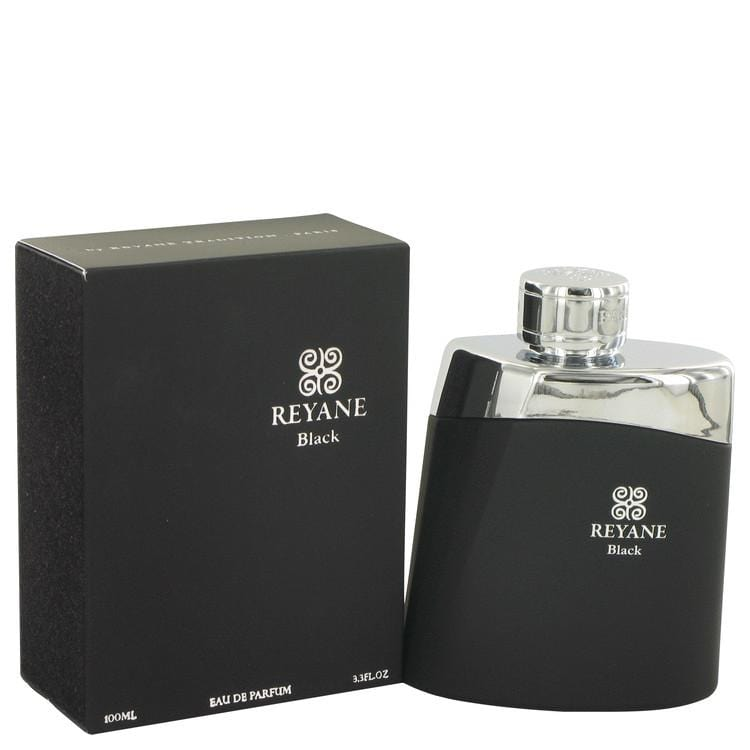Reyane Black by Reyane Tradition Eau De Parfum Spray 3.3 oz for Women