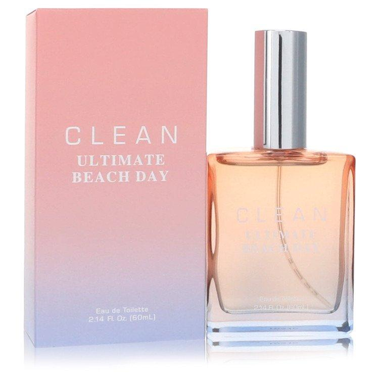 Clean Ultimate Beach Day by Clean Eau De Toilette Spray 2.14 oz for Women - Oliavery