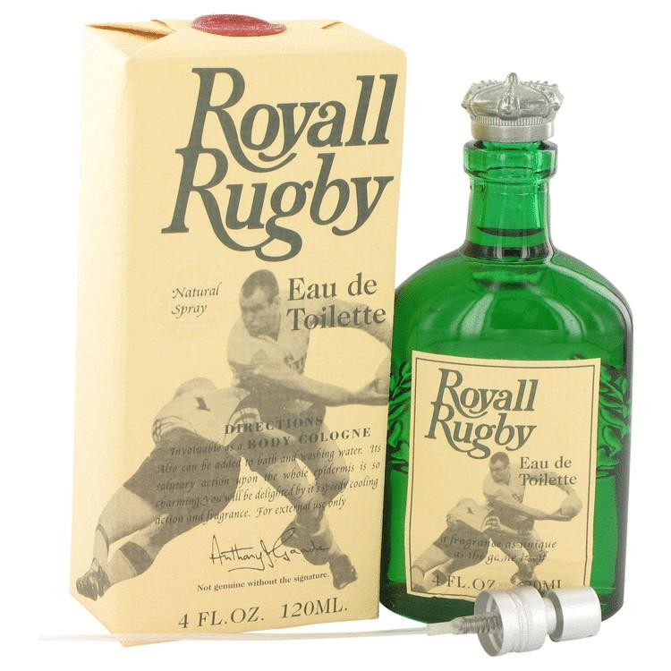 Royall Rugby by Royall Fragrances Eau De Toilette 4 oz for Men