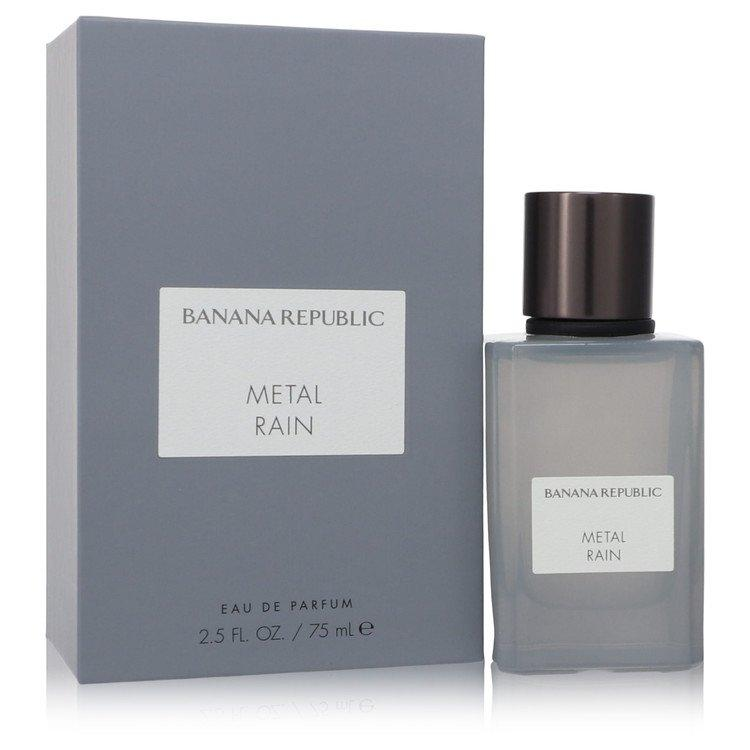 Banana Republic Metal Rain by Banana Republic Eau De Parfum Spray (Unisex) 2.5 oz for Men - Oliavery