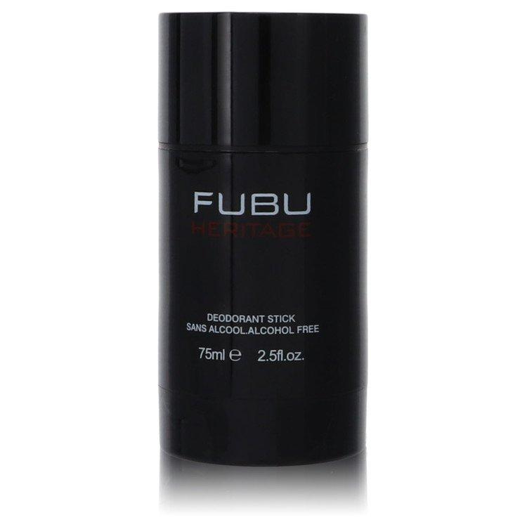 Fubu Heritage by Fubu Deodorant Stick (Alcohol Free) 2.5 oz for Men - Oliavery