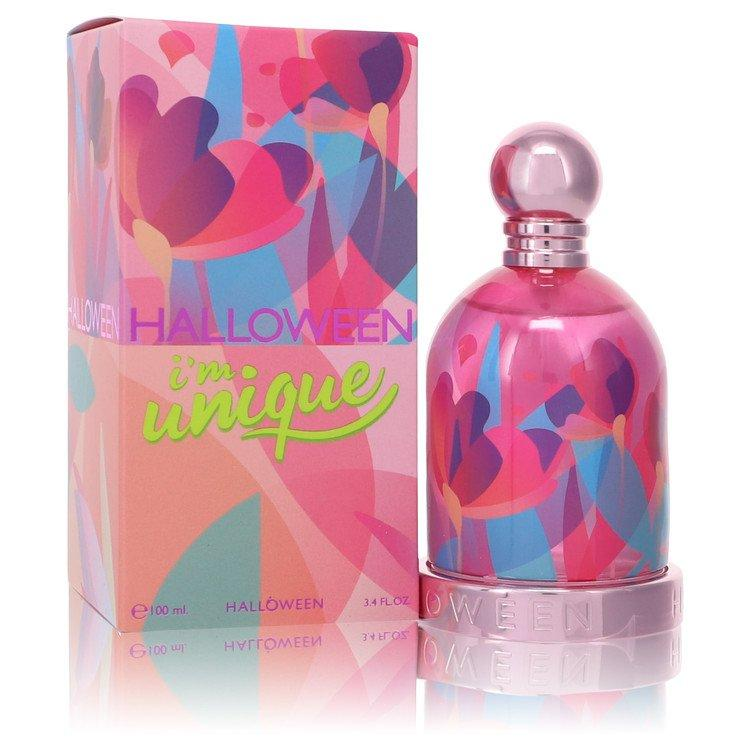Halloween I'm Unique by Jesus Del Pozo Eau De Toilette Spray 3.4 oz for Women - Oliavery