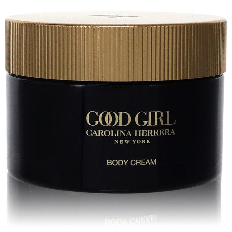 Good Girl by Carolina Herrera Body Cream (unboxed) 6.8 oz for Women