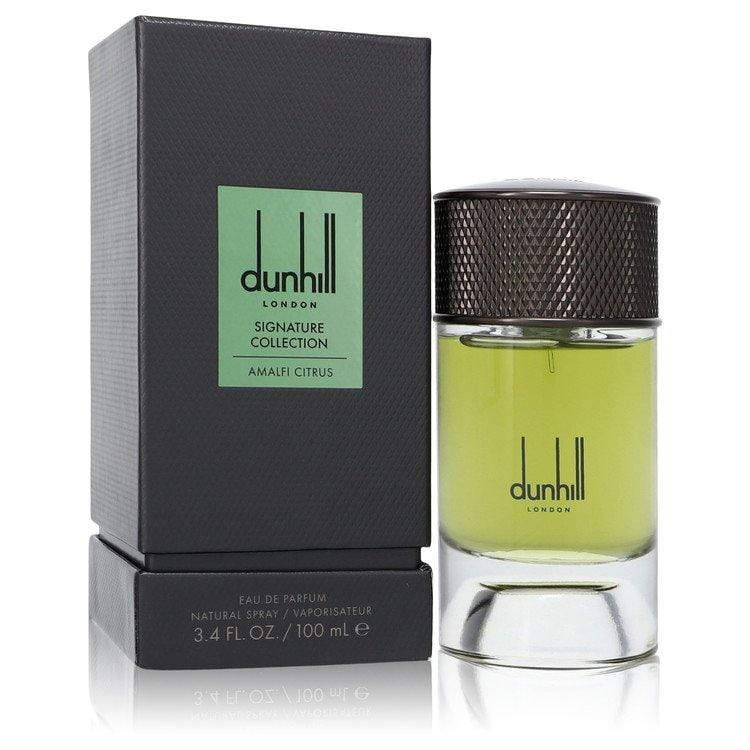 Dunhill Signature Collection Amalfi Citrus by Alfred Dunhill Eau De Parfum Spray 3.4 oz for Men - Oliavery