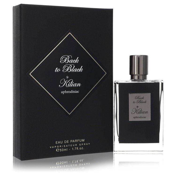 Back to Black by Kilian Eau De Parfum Spray 1.7 oz for Women - Oliavery