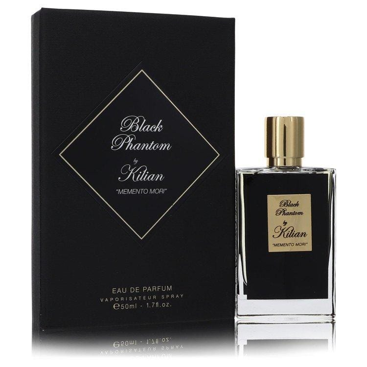 Black Phantom Memento Mori by Kilian Eau De Parfum Spray 1.7 oz for Women - Oliavery