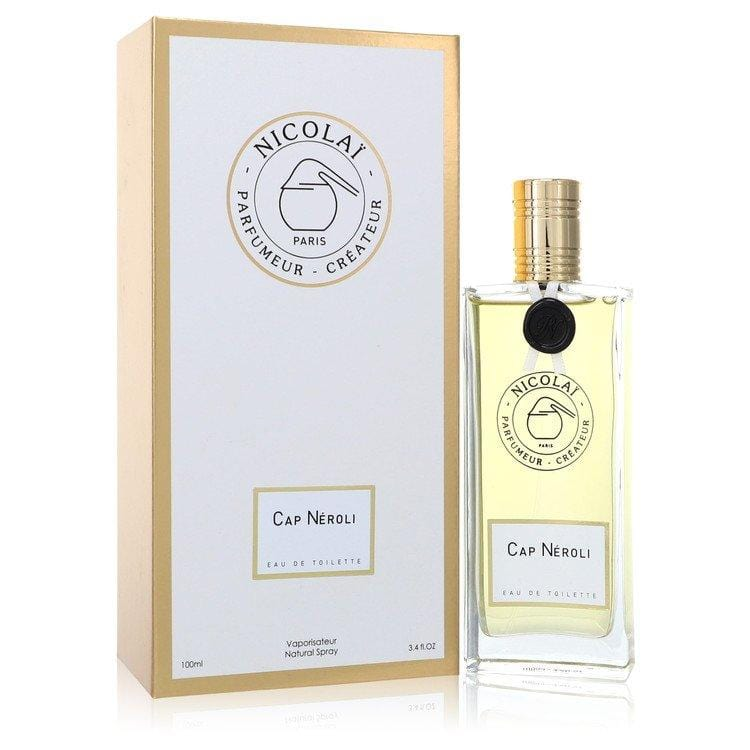 Cap Neroli by Nicolai Eau De Toilette Spray (Unisex) 3.4 oz for Women - Oliavery