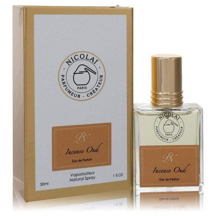 Nicolai Incense Oud by Nicolai Eau De Parfum Spray (Unisex) 1 oz for Women - Oliavery