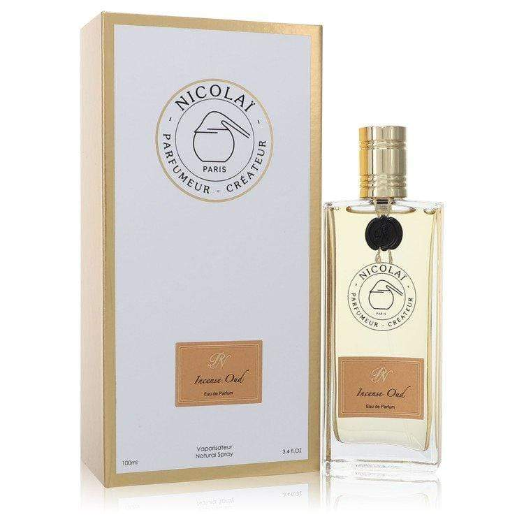 Nicolai Incense Oud by Nicolai Eau De Parfum Spray (Unisex) 3.4 oz for Women - Oliavery