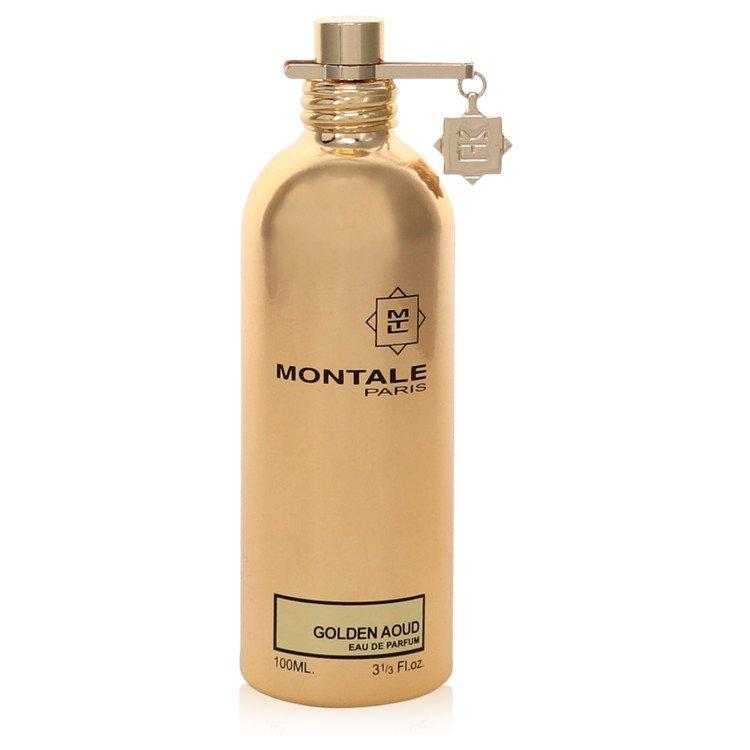 Montale Golden Aoud by Montale Eau De Parfum Spray (unboxed) 3.3 oz for Women - Oliavery