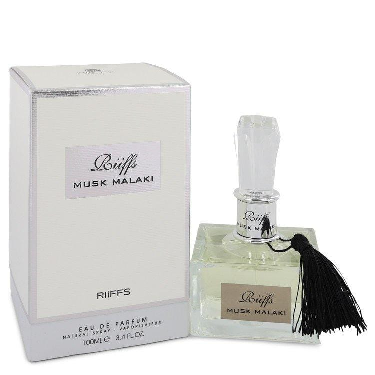 Riiffs Musk Malaki by Riiffs Eau De Parfum Spray (Unisex unboxed) 3.4 oz for Women - Oliavery