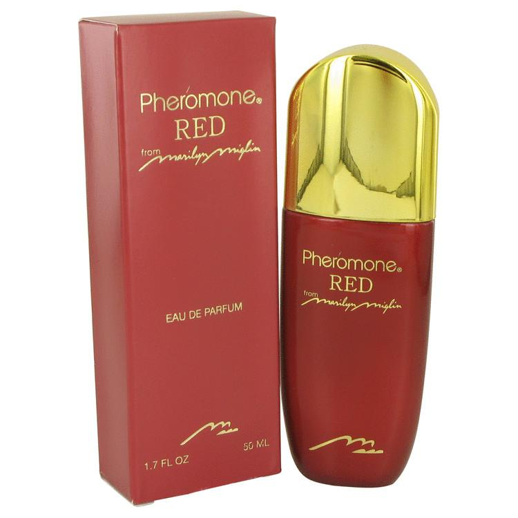 Pheromone Red by Marilyn Miglin Eau De Parfum Spray 3.4 oz for Women - Oliavery