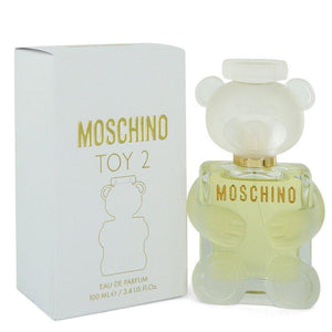 Moschino Toy 2 by Moschino Gift Set -- .17 oz Mini EDP Spray + .8 oz Body Lotion + .8 oz Shower Gel for Women - Oliavery
