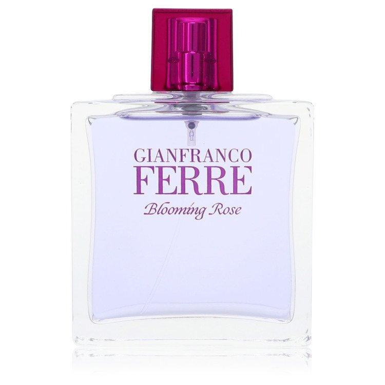Gianfranco Ferre Blooming Rose by Gianfranco Ferre Eau De Toilette Spray (unboxed) 3.4 oz for Women - Oliavery