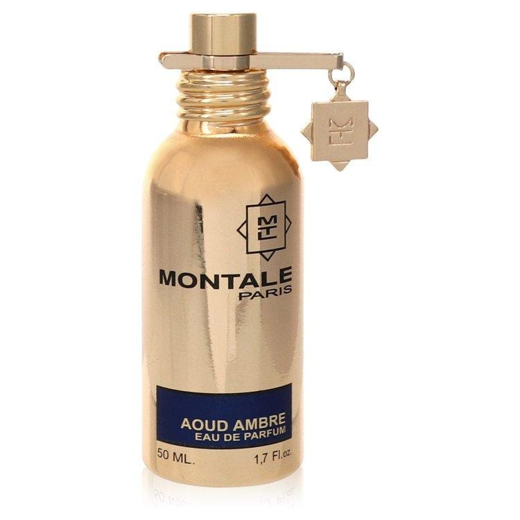 Montale Aoud Ambre by Montale Eau De Parfum Spray (Unisex unboxed) 1.7 oz for Women - Oliavery