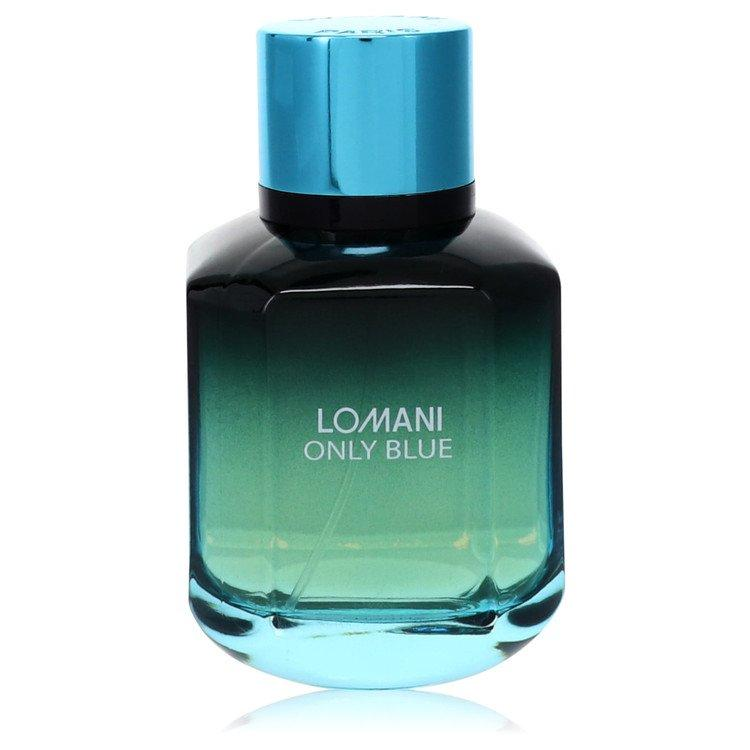 Lomani Only Blue by Lomani Eau De Toilette Spray (unboxed) 3.3 oz for Men - Oliavery