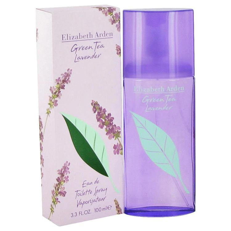 Green Tea Lavender by Elizabeth Arden Eau De Toilette Spray (unboxed) 3.3 oz for Women