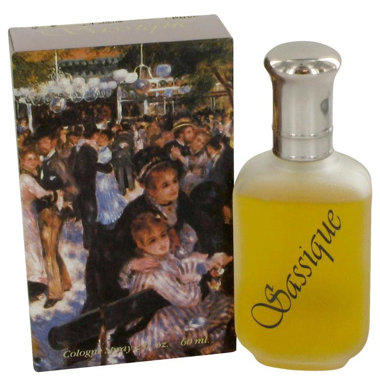 Sassique by Regency Cosmetics Cologne Spray (unboxed) 2 oz for Women - Oliavery