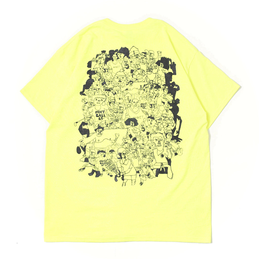 ミラクルくん MIRACLE-KUN POCKET TEE