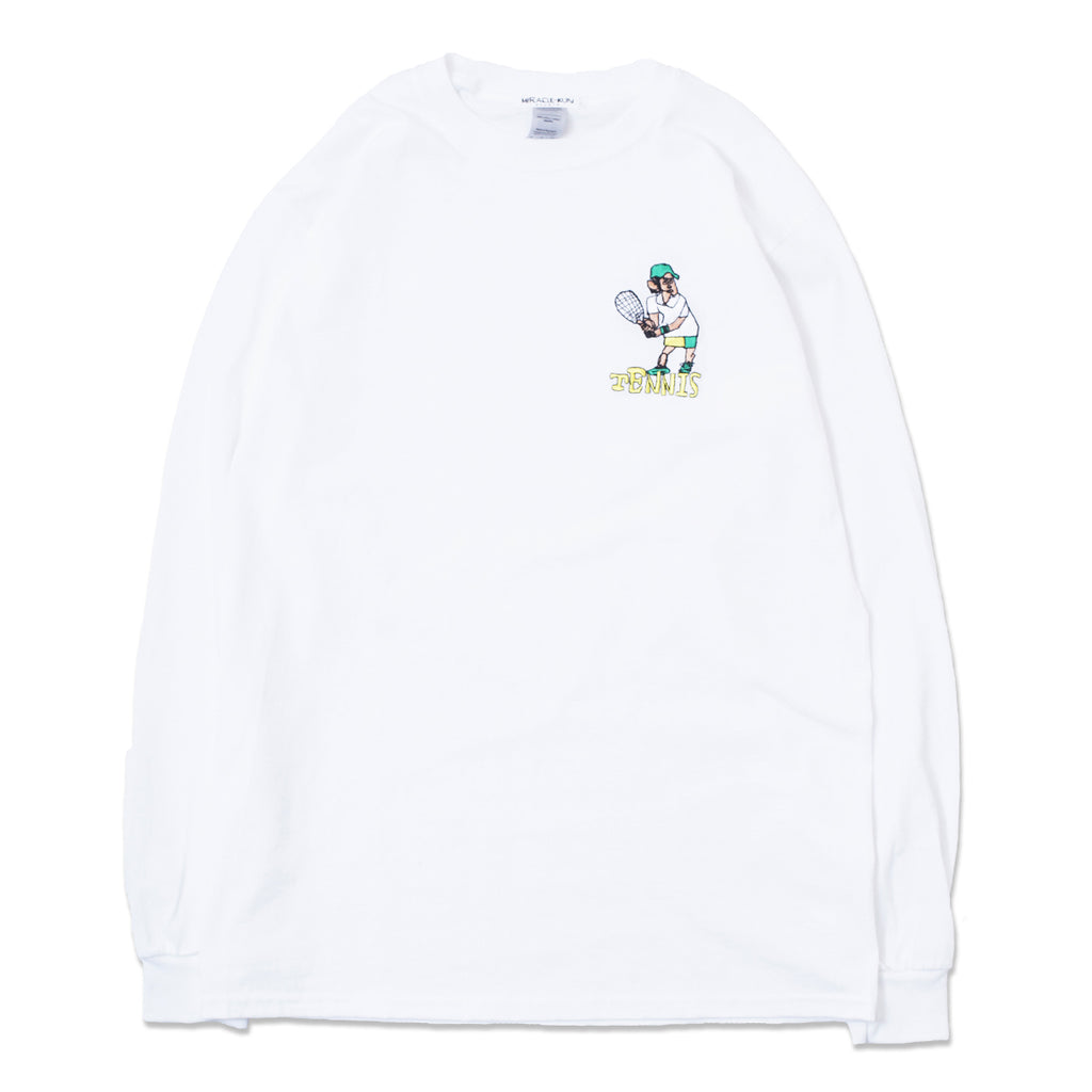 ミラクルくん MIRACLE-KUN TENNIS TEE