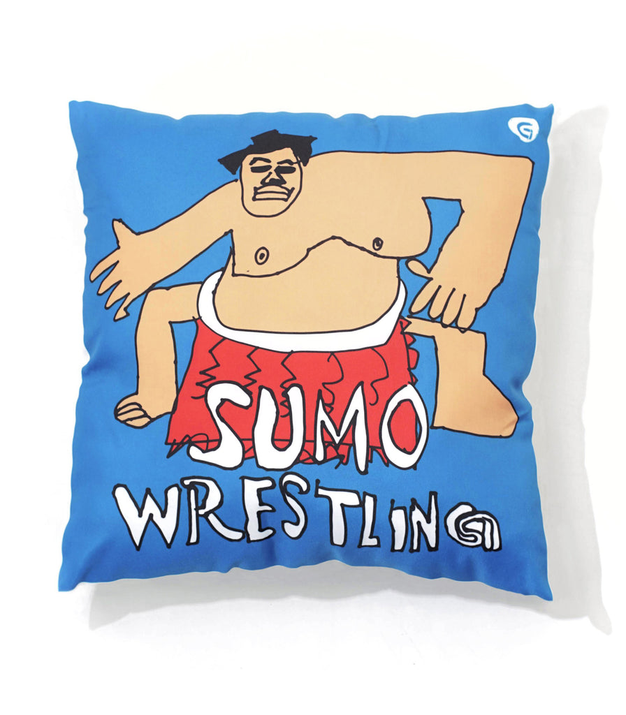 ミラクルくん MIRACLE-KUN SUMO CUSHION